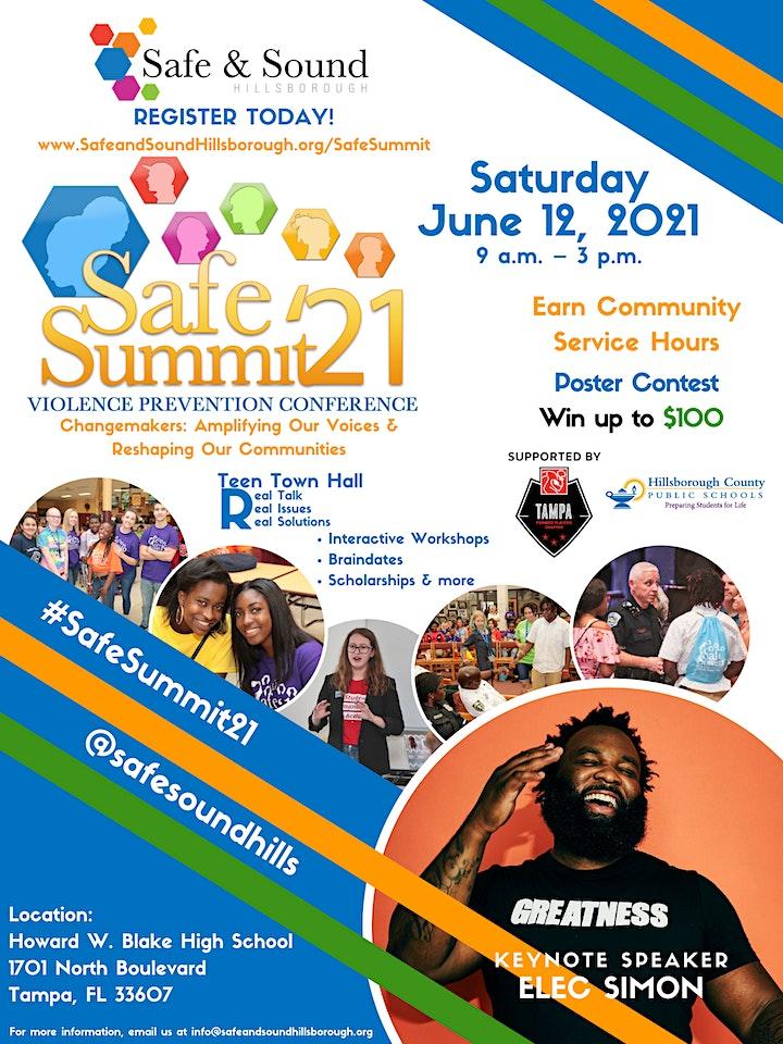 SafeSummit'21 - Violence Prevention Conference image