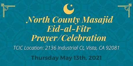 North County Masajid Eid-al-Fitr Prayer/Celebration tickets