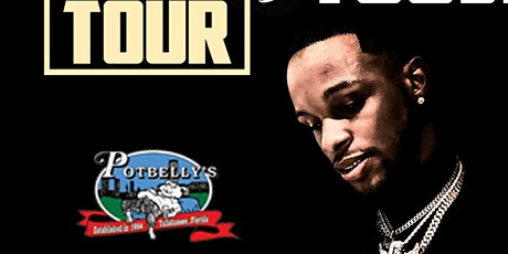 Toosii : Thank you For Believing Tour Saturday October 23 @ Potbelly's tickets