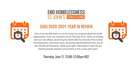 Lunch & Learn - EHSJ 2020-2021: Year In Review tickets