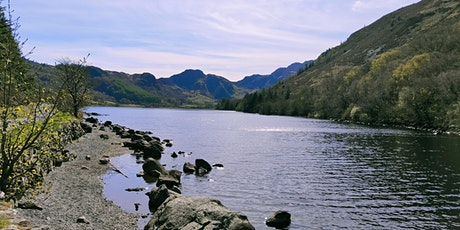 Lakeside Mindfulness in the Carneddau: half-day mindfulness retreat walk tickets