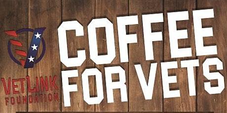Coffee for Vets -May 29th, 2021 tickets
