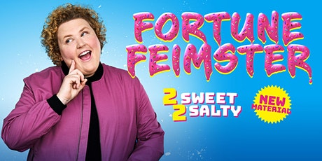 SOLD OUT: Fortune Feimster - 2 Sweet 2 Salty (LATE SHOW) tickets