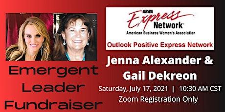 3rd Annual Emergent Leader Fundraiser tickets