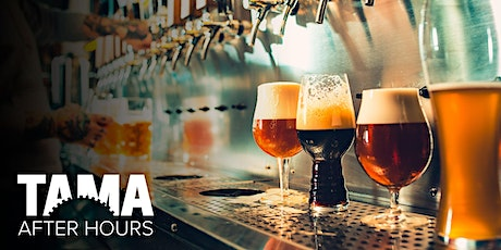TAMA After Hours at Inner Circle Vodka Bar tickets