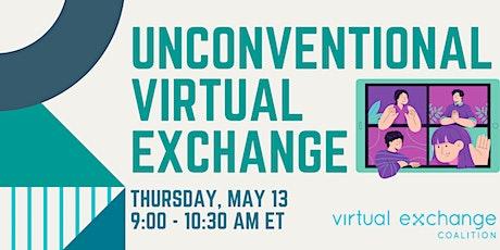 Unconventional Virtual Exchange biglietti