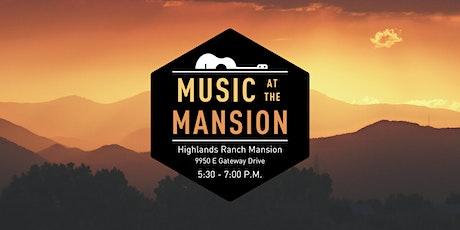 Music at the Mansion - Deja Blu tickets