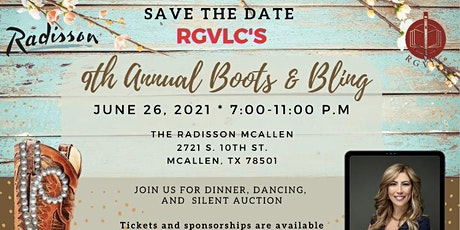 9th Annual Boots and Bling Gala tickets