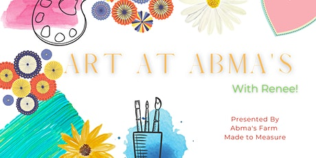 Art At Abma's with Renee! tickets