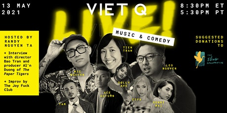 VietQ Live! Music and Comedy tickets