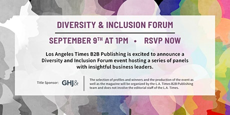 Diversity & Inclusion Forum tickets