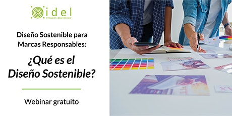¿Qué es el Diseño Sostenible? entradas