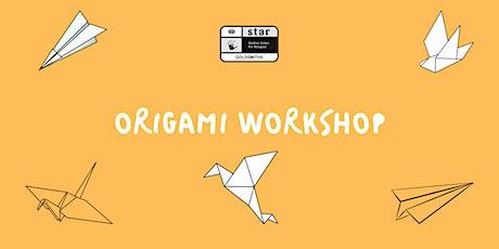 Origami Workshop tickets