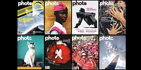 In Conversation with Rita Godlevskis Editor/Publisher PhotoEd Magazine tickets