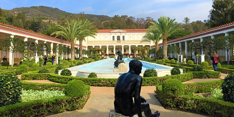 Daytrip to the Getty Villa Museum in Malibu - 8/28/2021 tickets