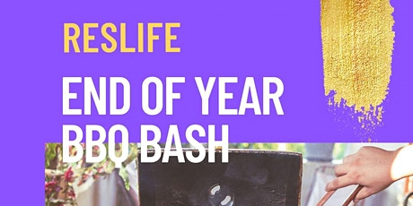 End of Year BBQ Bash tickets