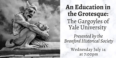 An Education in the Grotesque: The Gargoyles of Yale University tickets