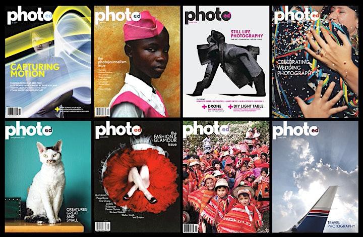 In Conversation with Rita Godlevskis Editor/Publisher PhotoEd Magazine image