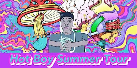 C-Note Seattle Hot Boy Summer Tour tickets