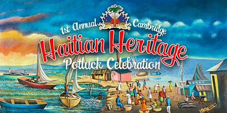 1st Annual Haitian Heritage Potluck Celebration tickets
