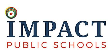 Family Panel - Impact Public Schools (All Schools)- Virtual tickets