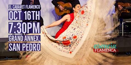 El Cabaret Flamenco tickets