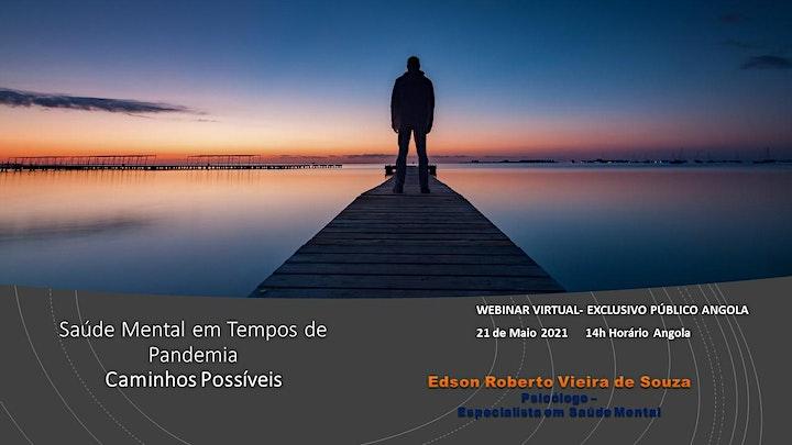 Imagem do evento WEBINAR SAÚDE MENTAL EM TEMPOS DE PANDEMIA
