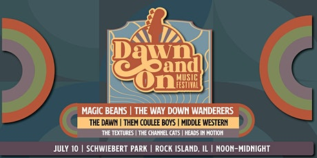 Dawn and On Music Festival tickets