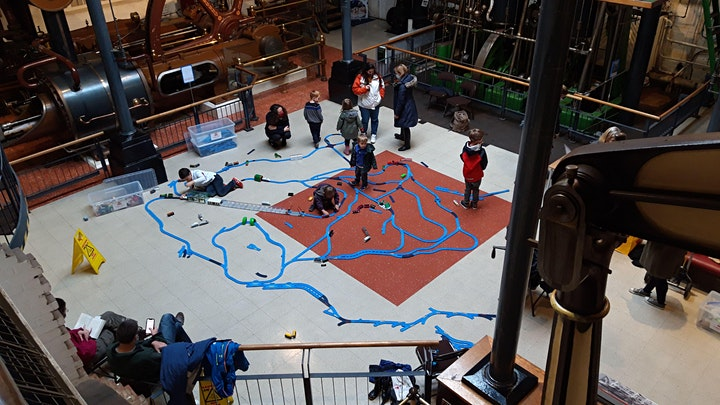 Autism/ADHD-friendly open day at the London Museum of Water & Steam image