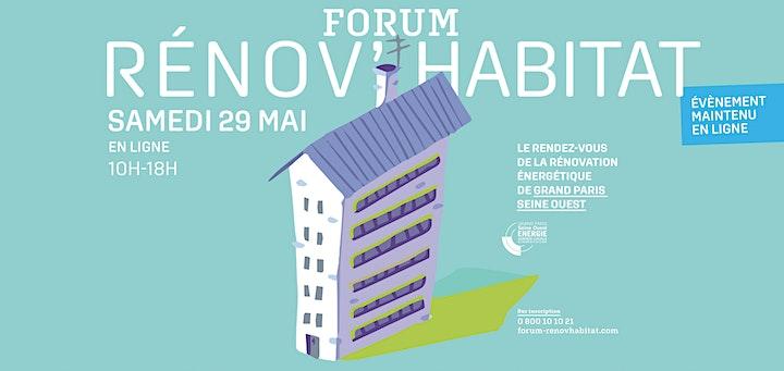 Image pour Forum Rénov'Habitat 2021