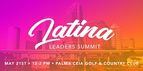 Latina Leaders Summit tickets
