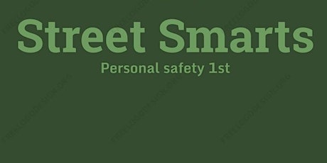 Street Smarts Workshop,Personal Safety and Self-Defence for girls 10-14yrs tickets
