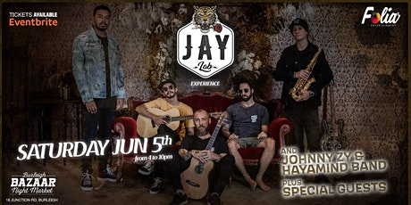 Jay Lab Experience tickets