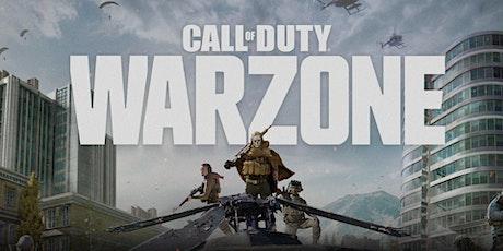 Sunday Warzone QUAD Tournament tickets