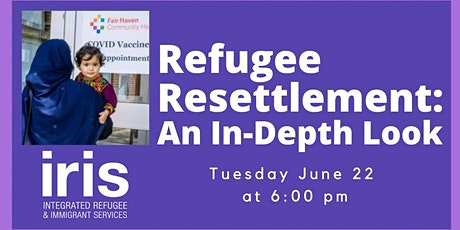 Refugee Resettlement: An In-Depth Look tickets
