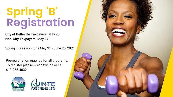 QSWC Spring 'B Recreation Registration image