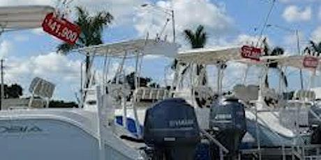 13th Annual Palm Beach Marine Expo and Nautical Flea Market tickets