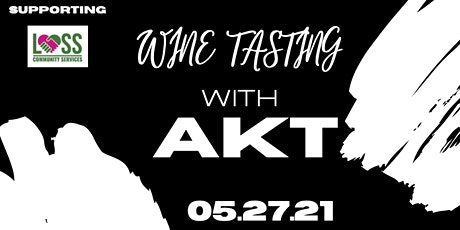 WINE TASTING with AKT tickets
