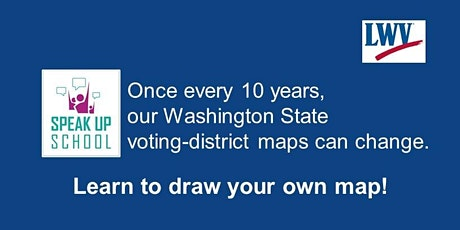 Learn to draw your own voting-district maps tickets