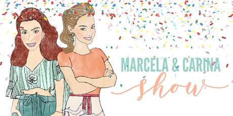 "MARCELA & CARINA ""Ceviche Fiesta!"" bilhetes"
