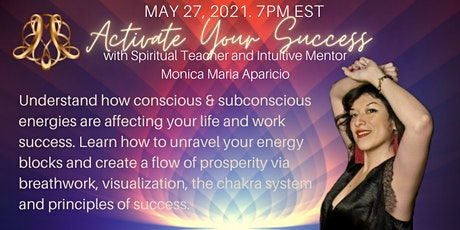 Healing Workshop: Activate Your Success tickets