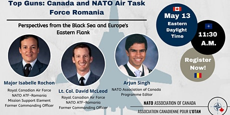 Top Guns: Canada and NATO Air Task Force Romania tickets