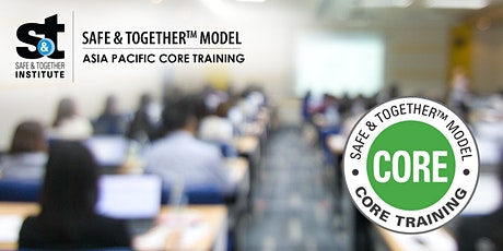 Safe & Together™ Model Asia Pacific Virtual CORE (Live Remote) Training 2 tickets