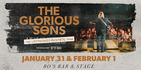 THE GLORIOUS SONS--NIGHT II tickets