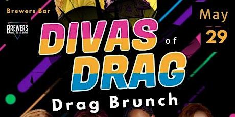Brewers Drag Brunch: Divas of Drag tickets