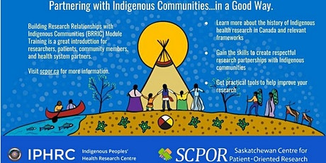 Building Research Relationships with Indigenous Communities training module tickets