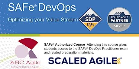 SAFe DevOps 5.0 Practitioner Certification (SDP) Online tickets
