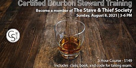 Certified Bourbon Steward Training tickets