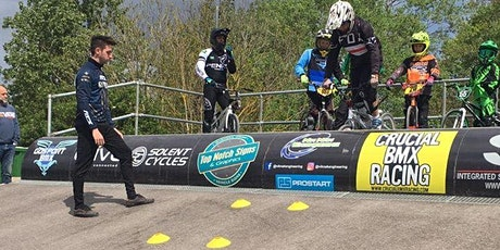 Gosport BMX Club, Members Only Coaching Sessions - 15th May 21 tickets