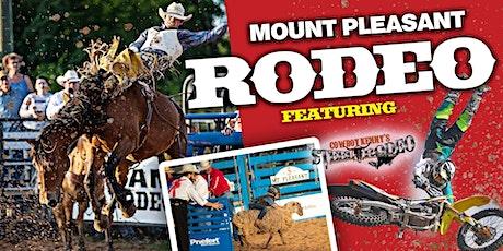 MPRA's 57th Annual Rodeo- Veteran's Night!!   (Saturday Night Performance) tickets